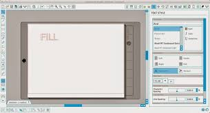 4 ways to fill fonts with sketch pens silhouette