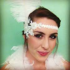 flapper headband diy fashion flapper girl costume s costumes