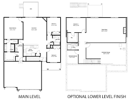 carlisle homes floor plans melrose floorplan hubbell homes building new homes in des