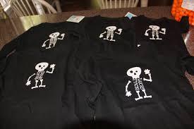 Boy Halloween Shirts by Create Cook Teach Skeleton Shirts