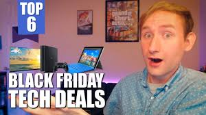 best buy black friday deals gaming laptop top 6 black friday deals best tech deals of 2016 youtube