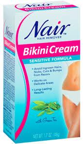 cream sensitive formula hair removal cream nair