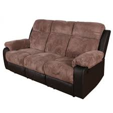 Cloth Reclining Sofa Bradley Large Fabric Recliner Sofa Furnico