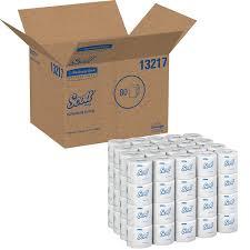 amazon com scott 100 recycled fiber bulk toilet paper 13217 2