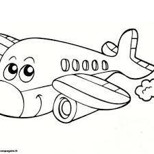 coloriages vehicules coloriage avion avions dessin dessins anciens