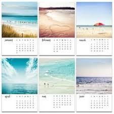 mini desk calendar 2017 2017 calendar nautical decor beach photography calendar 2017 4x6 5x7