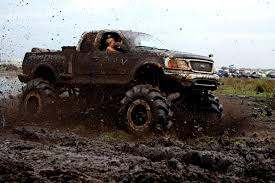 hd mud bogging 4x4 offroad race racing monster truck pickup ford