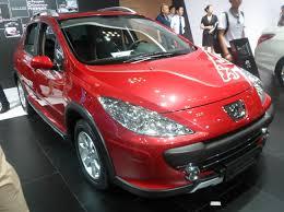 auto peugeot file peugeot 307 cross 01 auto chongqing 2012 06 07 jpg