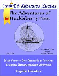related readings mark twain u0027s adventures of huckleberry finn in
