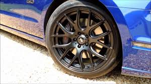 sve wheels mustang 2013 ford mustang gt 5 0 sve drift wheel review black 19x9 5 from