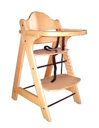 High Chairs For Babies Wh 5032i Wooden Baby High Chair With Tray