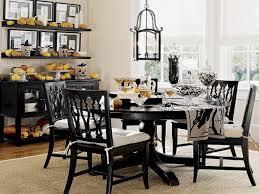 modern black dining room sets elegant black dining table set the home redesign