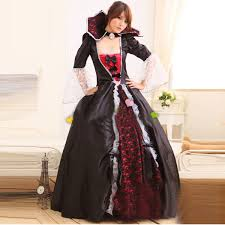 Witch Halloween Costumes Vampire Halloween Costumes Witch Zombie Queen Dress For Women
