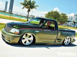 Ford F150 Truck Generations - 2000 ford f 150 svt lightning slammed svt truckin magazine