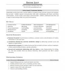 Best Customer Service Manager Resume by 100 Sample Cover Letter For Resume Customer Service Cover