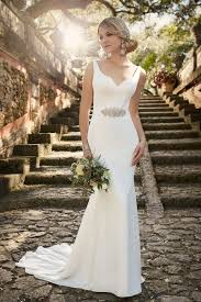 wedding dresses for small bust turmec strapless wedding dress for large bust