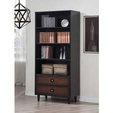 Bookshelves Cherry by Cherry Finish Bookshelves U0026 Bookcases Shop The Best Deals For