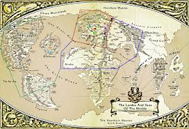 Lord Of The Rings World Map by Any Theories On How The Trilogy Map Will Look U2014 Total War Forums