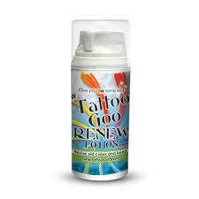 tattoo goo renew 3 5oz tattoo direct