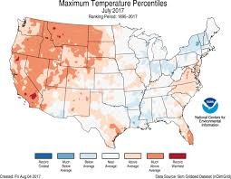 How Do The Eastern Lowlands Differ From The Interior Lowlands National Climate Report July 2017 State Of The Climate