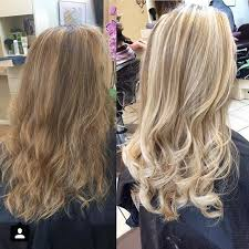 clairol shimmer lights before and after shimmer lights shoo results find your perfect hair style
