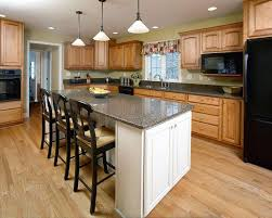 Updated Kitchens Updated Kitchen Islands With Seating Trendshome Design Styling