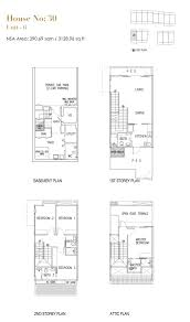 Northpark Residences Floor Plan by Seletar View U2013 New Launch Condo Resale