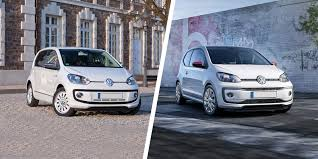 old volkswagen volvo volkswagen up facelift old vs new compared carwow