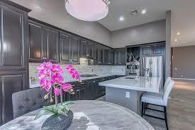 Kitchen With Gray Cabinets Quartz Countertops Ultimate Guide Designing Idea