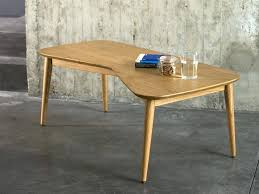 Coffee Table Rounded Edges Oak Coffee Table Mattsheedy
