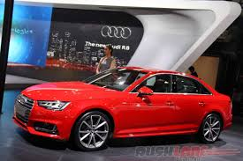 audi a4 2016 audi a4 features price in india auto expo 2016