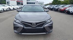 new 2018 toyota camry xse v6 4dr car in boston 19909 expressway