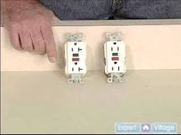 how to install electrical outlets installing 15 amp u0026 20 amp
