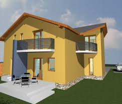 small house plan for buildings 2 storey house with 3 bedrooms with