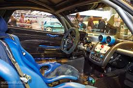 pagani zonda interior pagani zonda revolucion is a fitting swan song live photos