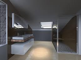 chambre sous les combles idée aménagement salle de bain sous comble inspirations avec salle