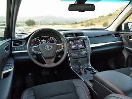 toyota camry dashboard the spousal report 2017 toyota camry xse ny daily