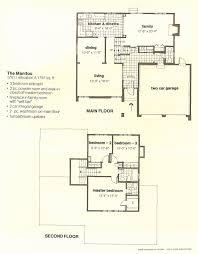 side split floor plans mid century modern and 1970s era ottawa katimavik