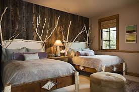 bedroom walls ideas accent wall ideas for small bedroom wall mounted brown rectangle