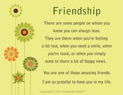 friendship cards card