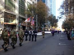 nc wing units perform in thanksgiving parade civil air patrol