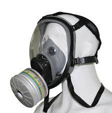 Masker Gas china brand firefighting safety mask fightfighting mask