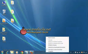 raccourci bureau windows 7 comment remettre la corbeille sur le bureau windows 7 100 images