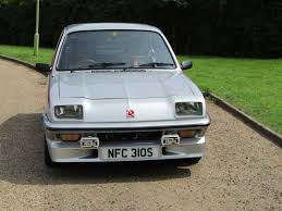 vauxhall anglia rare vauxhall chevette hs sold for nearly 30 000 swvaux com