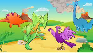 learning dinosaurs names and sounds for kids dinosaurs cartoon