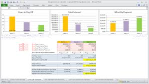 Mortgage Calculator In Excel Template Excel Mortgage Calculator Spreadsheet For Home Loans Buy Excel