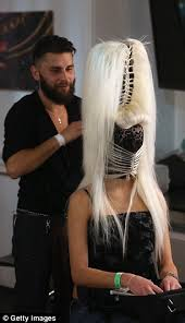 hairshow guide for hair styles how long did it take you to do that gravity defying hairstyles