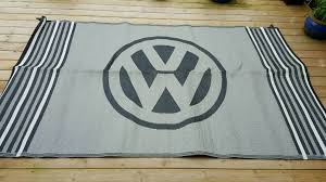 Awning Mats Vw Campervan Reversible Outdoor Mat In Fforestfach Swansea