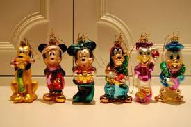 mouseplanet disney stuff mickey and friends blown glass