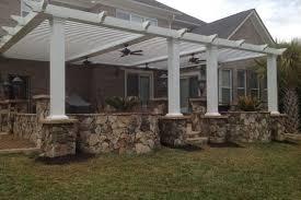 Outdoor Patio Covers Pergolas Pergola Design Fabulous Permanent Patio Gazebo Pergola Sun Shade